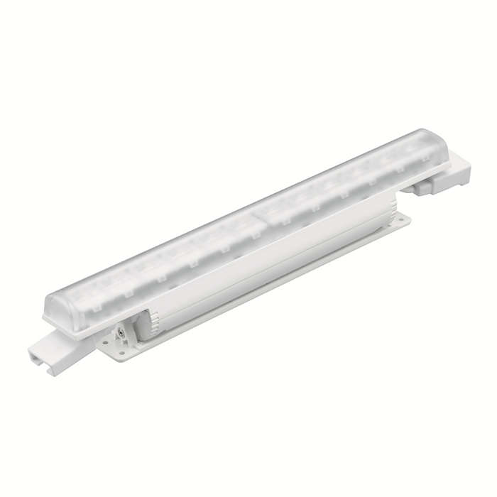iW Fuse Powercore – Ultracompacte LED-strijklichtarmatuur met wit licht