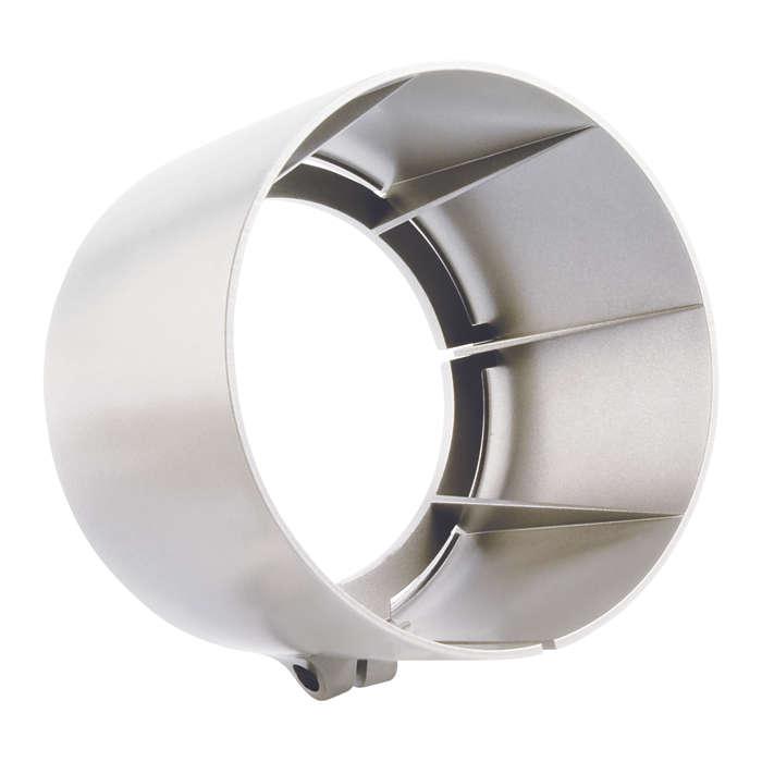 eW Burst Compact Powercore – högeffektiv, utomhusklassad vit spotlight för accent- och platsbelysning