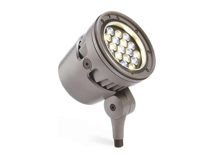 iWBurst Powercore LED spotlight Landscape fixture
