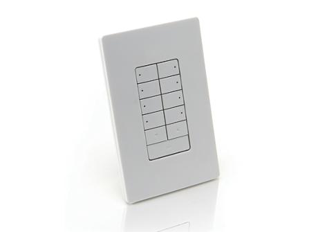 SSLCTR LRC9640 iColor Keypad (PoE)