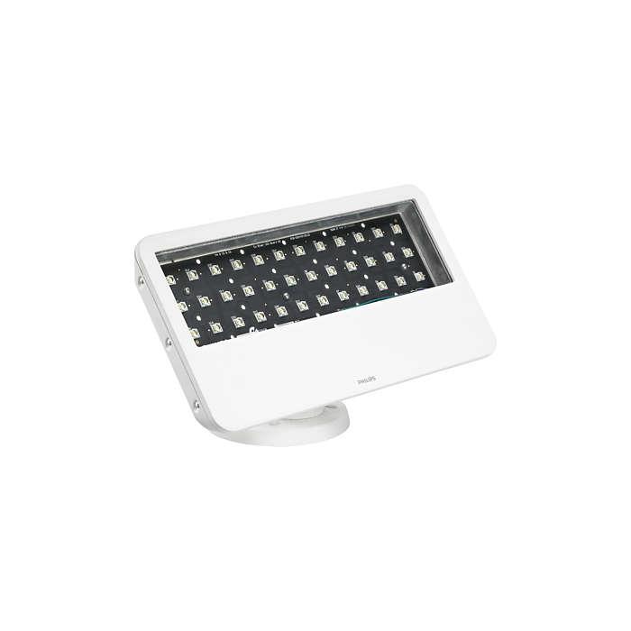 eW Blast Powercore – energiezuinige LED-wallwasher met wit licht van hoge intensiteit