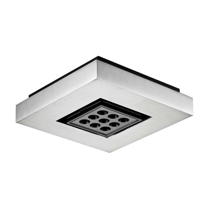 eW Downlight Powercore – enerji tasarrufu sağlayan LED yukarıdan aydınlatma