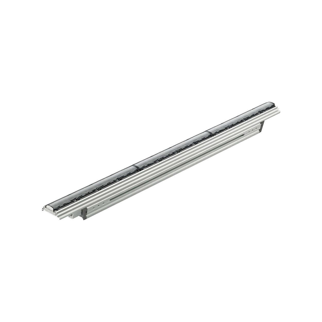 Graze QLX Powercore — oświetlenie średniej mocy do wielopiętrowych fasad i powierzchni