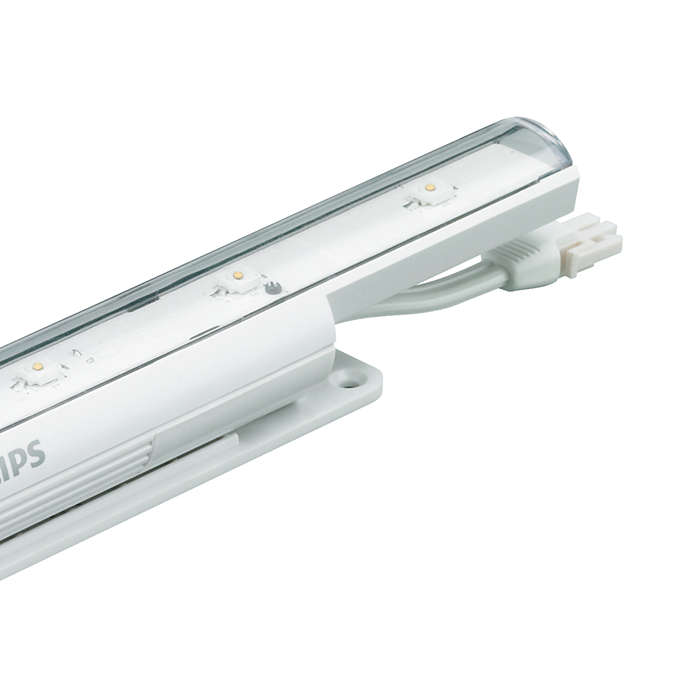 eW Cove QLX Powercore – affordable, high-output linear cove light