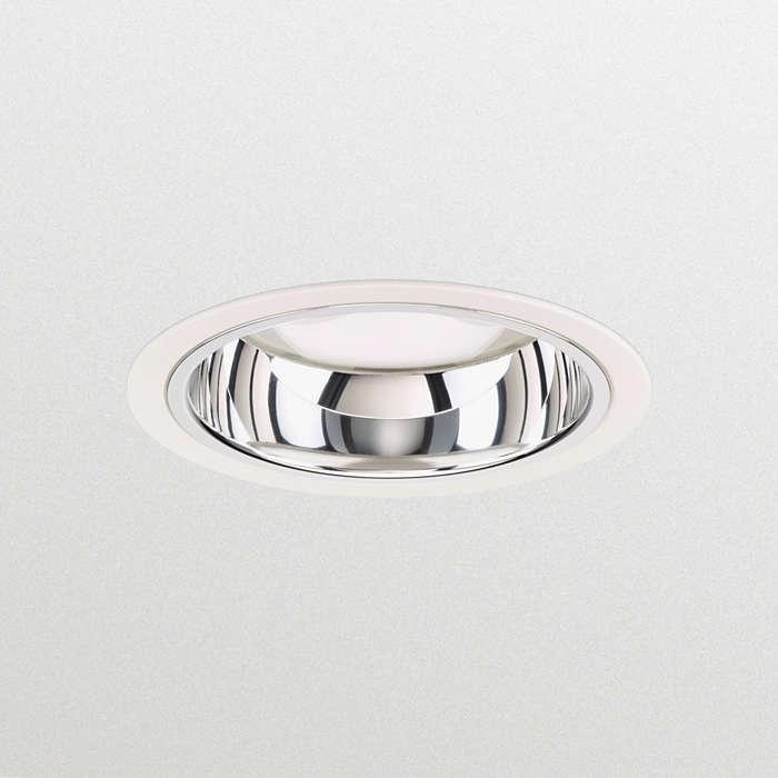 LuxSpace recessed – vysoká účinnosť, vizuálny komfort a štýlový dizajn