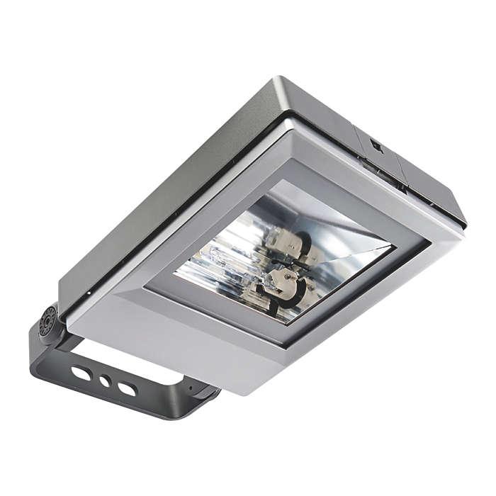 Decoflood² – a solução completa de iluminação