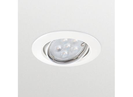 RS049B LED-40-4.3W-2700-GU10 WH 50W
