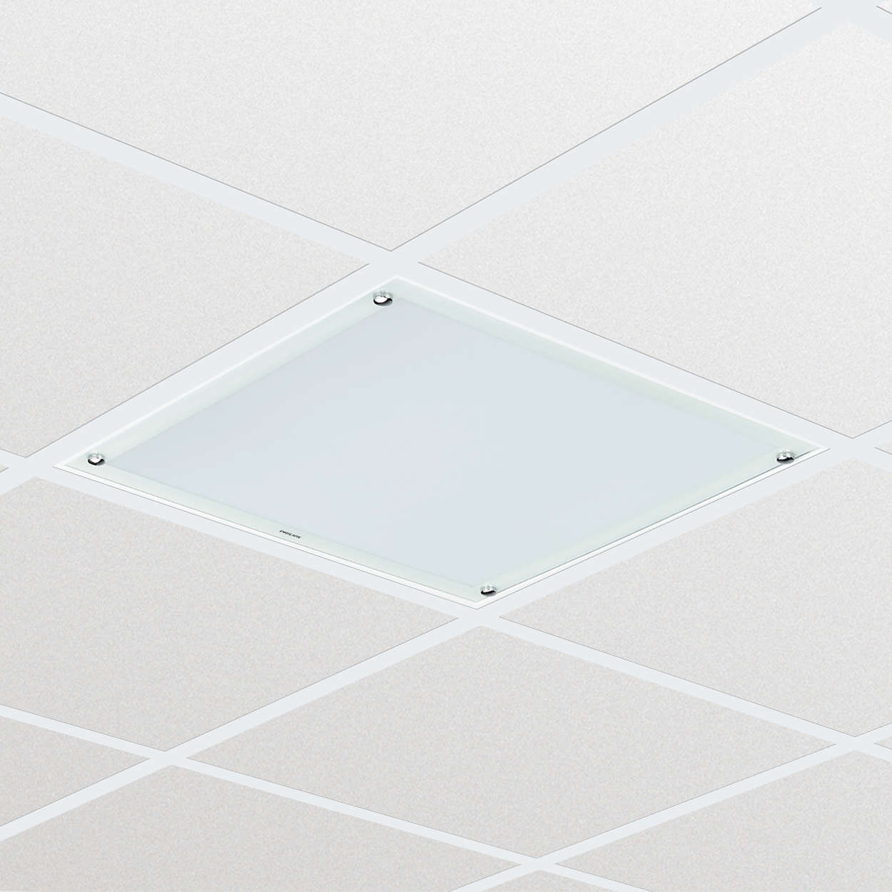 LuminariaLED para salas limpias CR250B: solución uniforme, de confianza, con buena relación calidad-precio