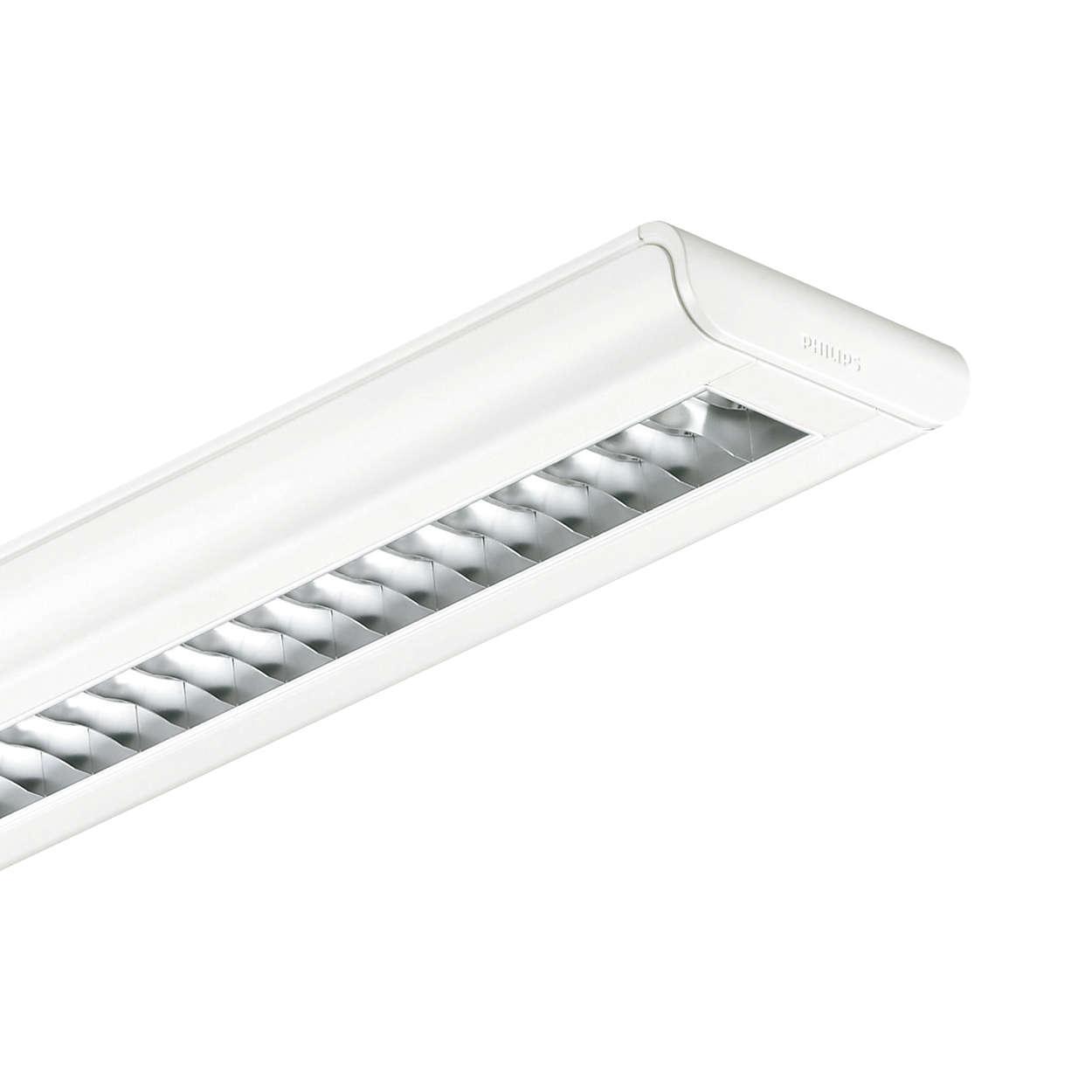 SmartForm TCS/TPS460 – topklasse verlichting in een fris, aantrekkelijk ontwerp