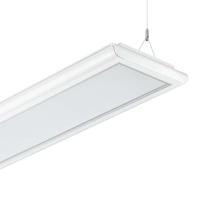 SmartForm TPS461/471: iluminación superior en un diseño fresco y atractivo