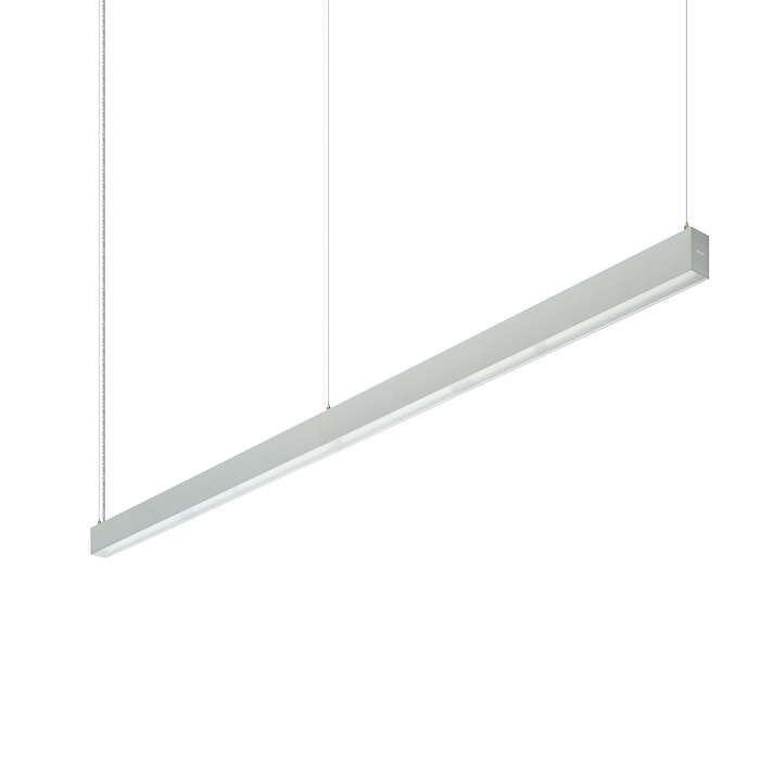 TrueLine, pendelmontage - Een echte lichtlijn: elegant, energiezuinig en in overeenstemming met kantoorverlichtingsnormen