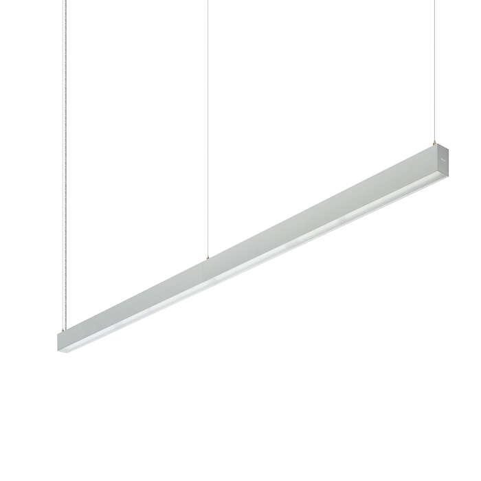 TrueLine, pendelmontage - Een echte lichtlijn: elegant, energiezuinig en voldoet volledig aan de kantoorverlichtingsnormen