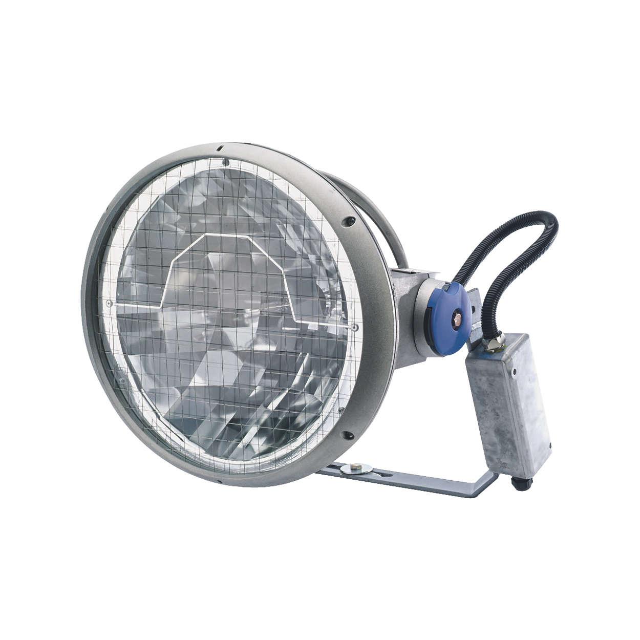 ArenaVision MVF404 – eficiência ótica excepcional