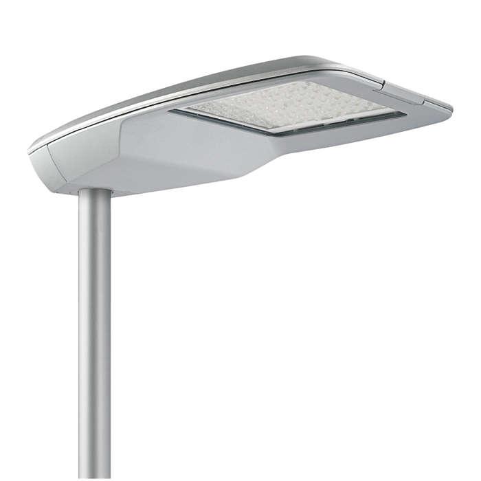 SpeedStar – Class leading LED lighting