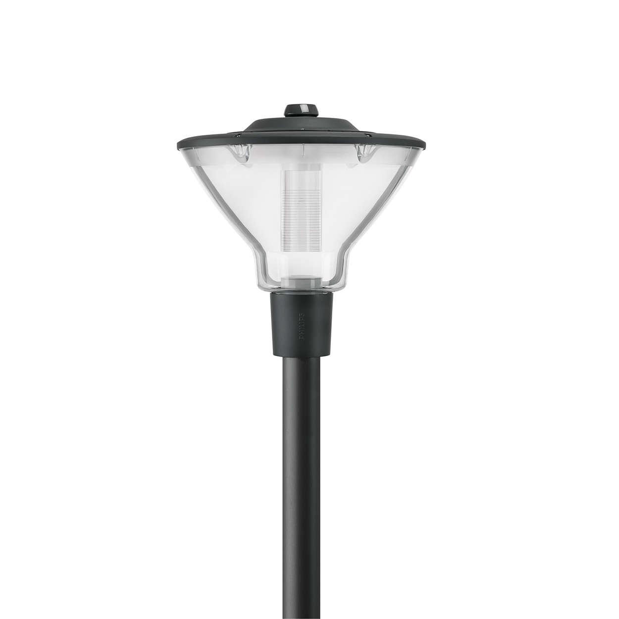 CityCharm Cone - Połączenie nastroju z optymalną wydajnością