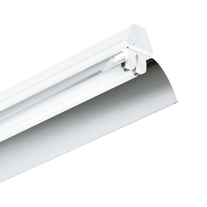 Aluminium reflectors and optics 4MX092 MAXOS TL-D