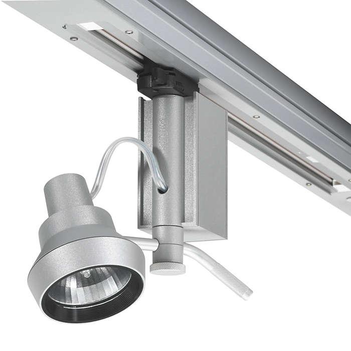 Прожекторные светильники Maxos и решения с газоразрядными лампами — гибкость размещения осветительных точек