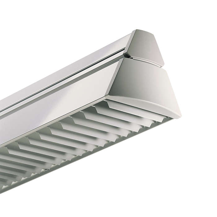 4MX692 TL5 trapézové reflektory
