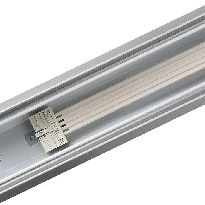 Maxos LED -paneeli – suuntaa valoa tehokkaasti tarpeen mukaan