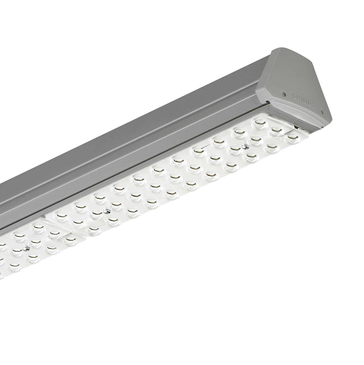 Maxos LED Industry — инновационное гибкое решение с идеальной светоотдачей