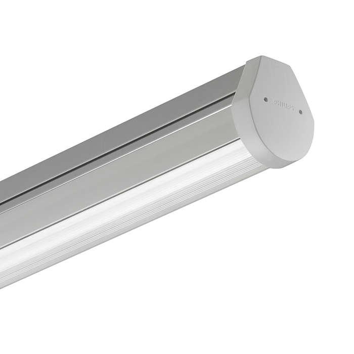 Система Maxos LED Performer — эффективное и точное линейное освещение