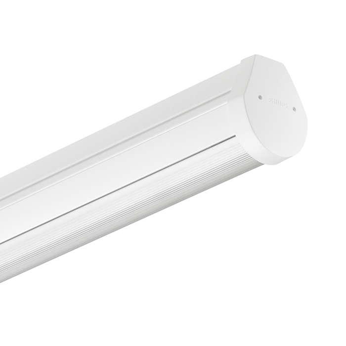 Maxos LED Performer – svetelný rad s výkonným a presným svetlom