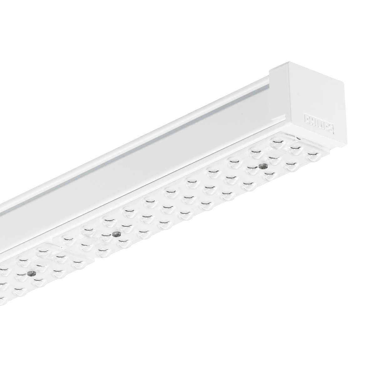 Maxos LED units voor Maxos en TTX400 – lichtlijnen : energiezuinig en zeer snel te monteren !