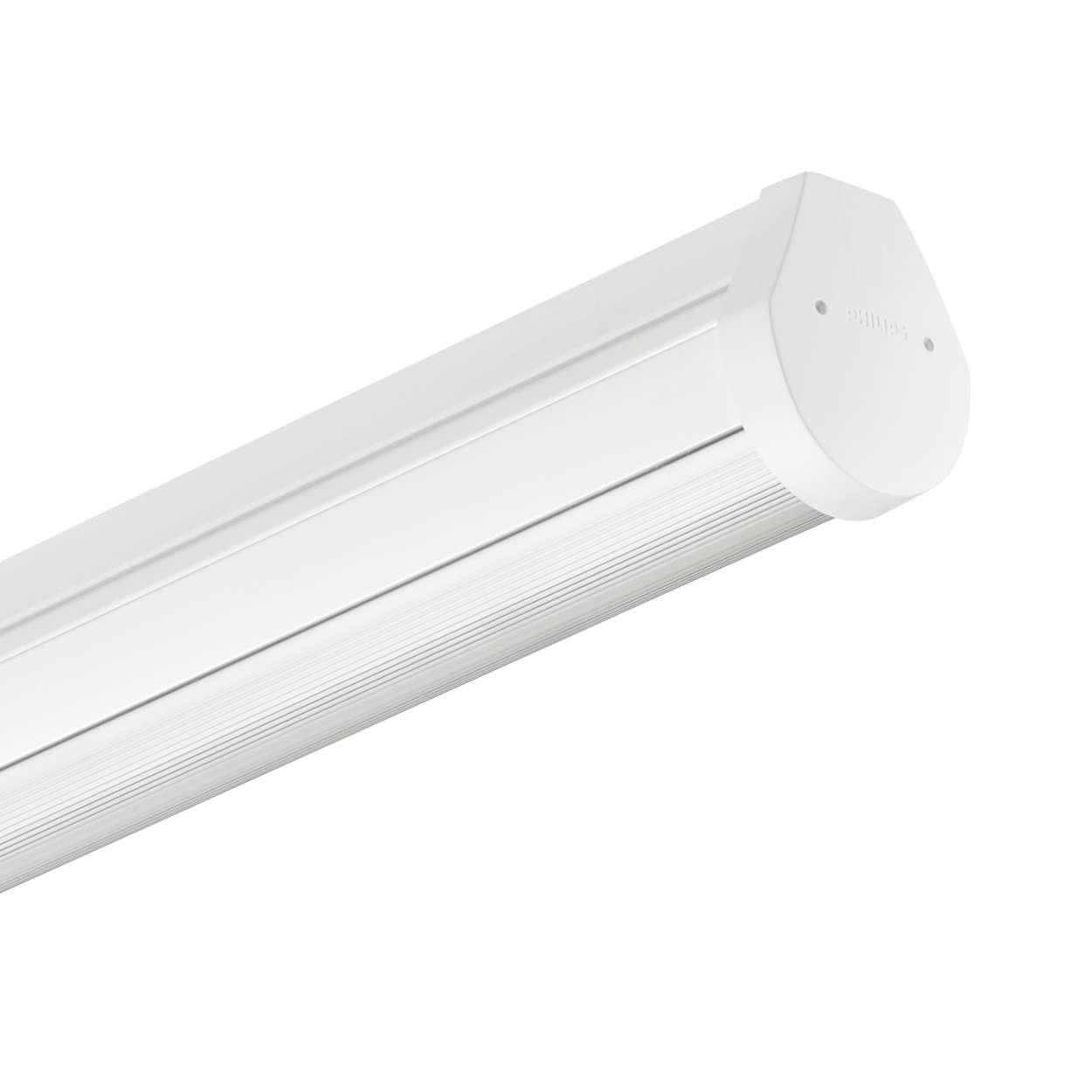 Maxos LED Performer: iluminación de línea eficaz y precisa