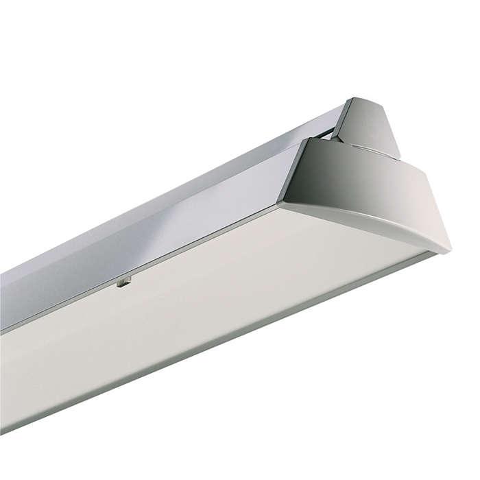 4MX092 TL-D lichobežníkové reflektory 4MX093 TL-D optiky pre lichobežníkové reflektory