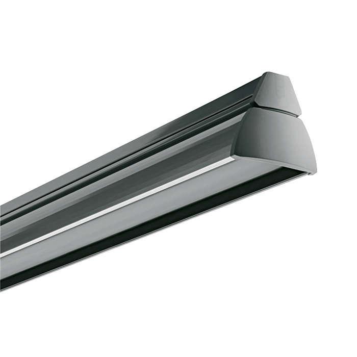 Faceted reflectors and optics 4MX092 MAXOS TL-D – Functional design for visual comfort