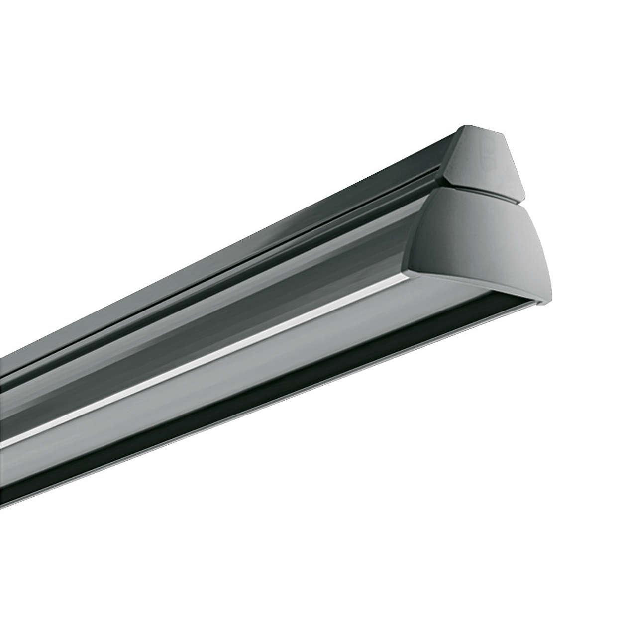 4MX092 – Reflectores faceteados TL-D 4MX093 – Ópticas TL-D