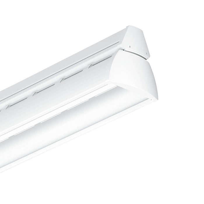 Maxos TL5 Facet reflectors and optics – High-class appearance
