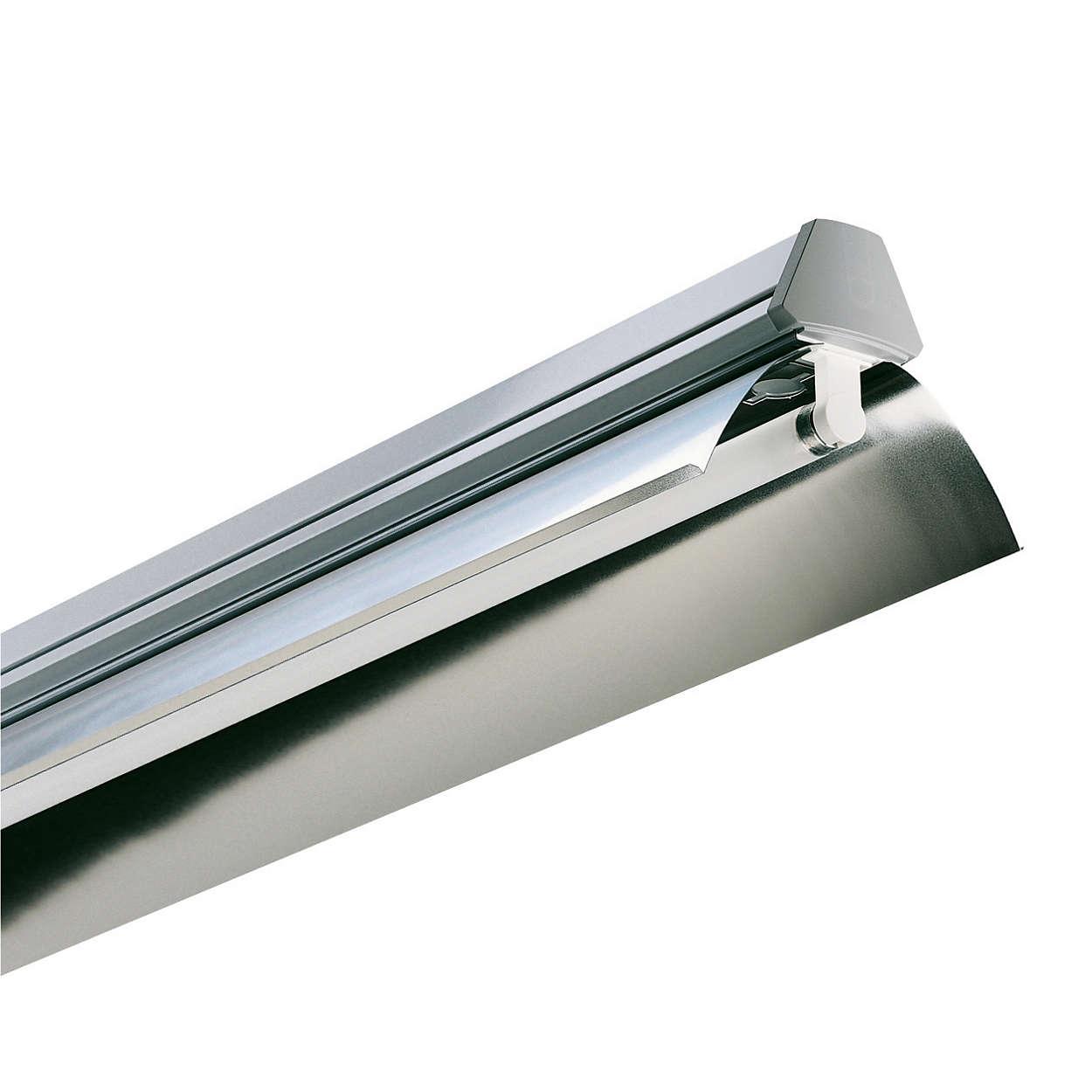Алюминиевые отражатели и оптика Maxos TL-D — лидер по качеству в отрасли