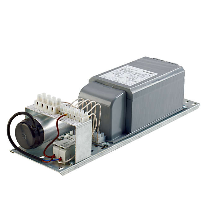 GearUnits – for high-power floodlighting