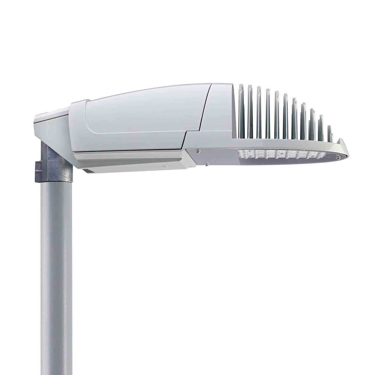 Selenium-LED – Effektivitet