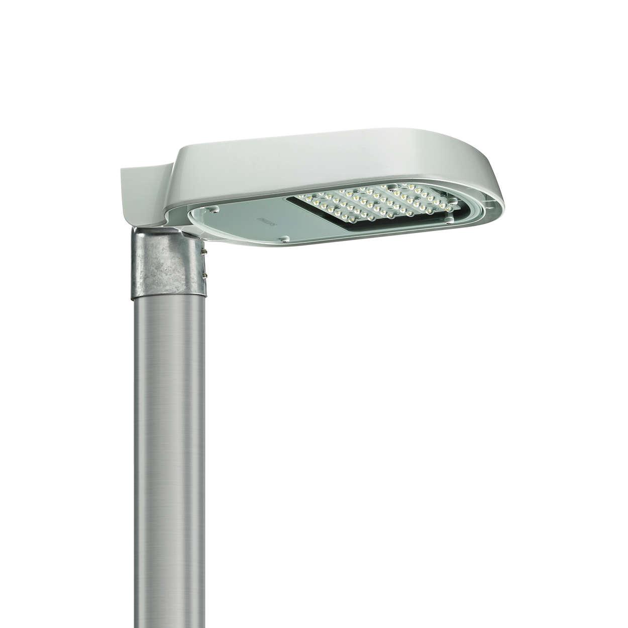 ClearWay – ekonomiczna oprawa LED o wysokich parametrach świetlnych