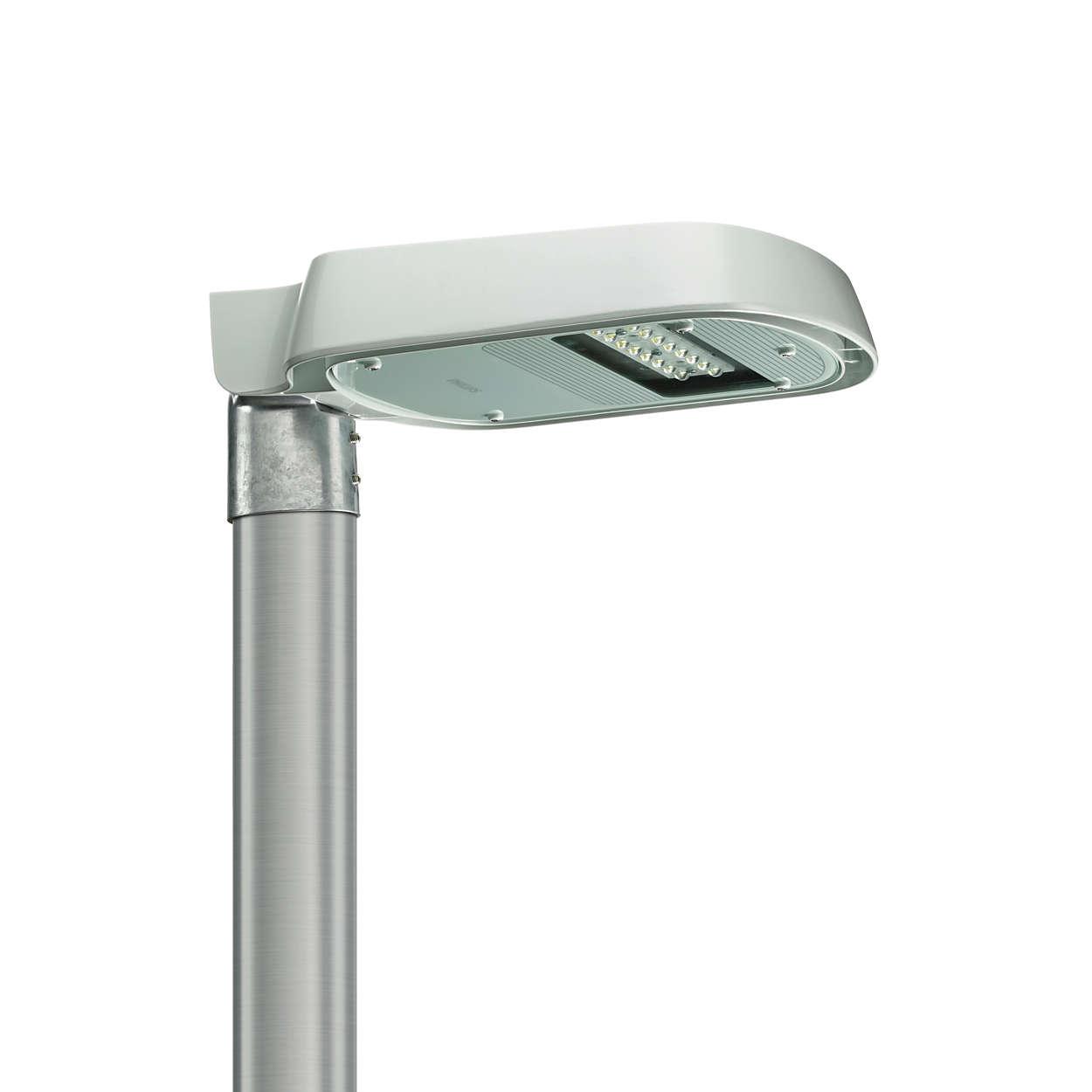 ClearWay – en prisvärd LED-armatur