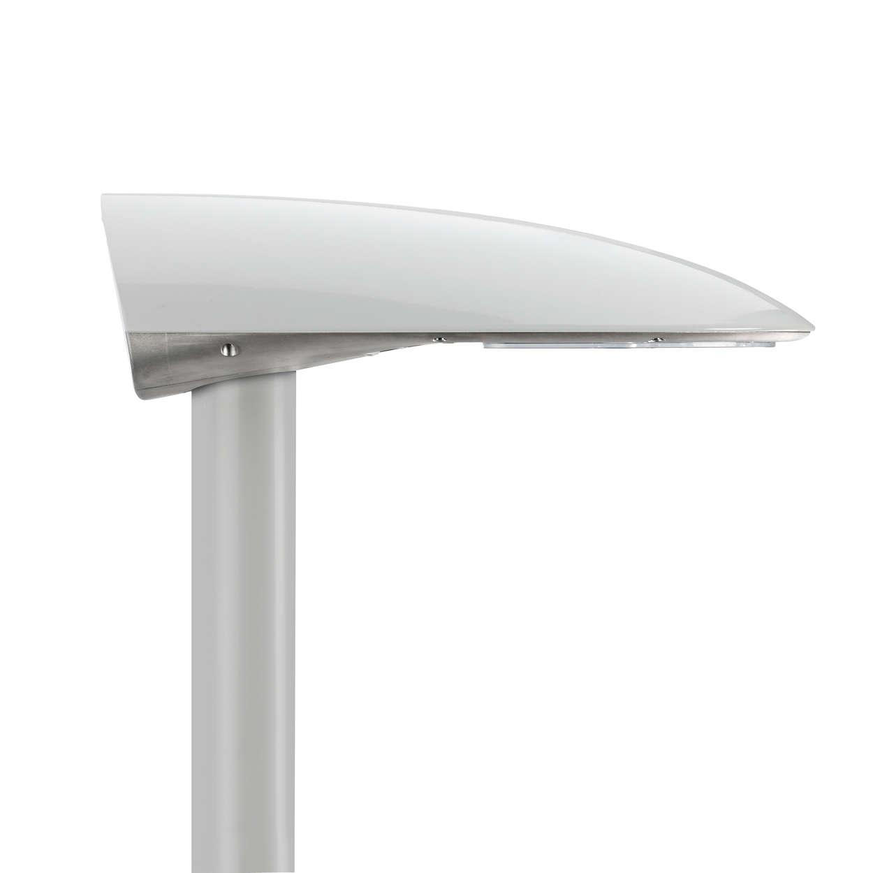 """Iridium gen3 – a hálózatra csatolt, intelligens """"plug & play"""" utcai világítótest"""