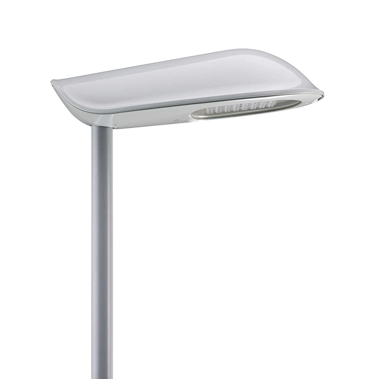 Iridium² LED mittlere Bauform – die Straßenbeleuchtung der Zukunft