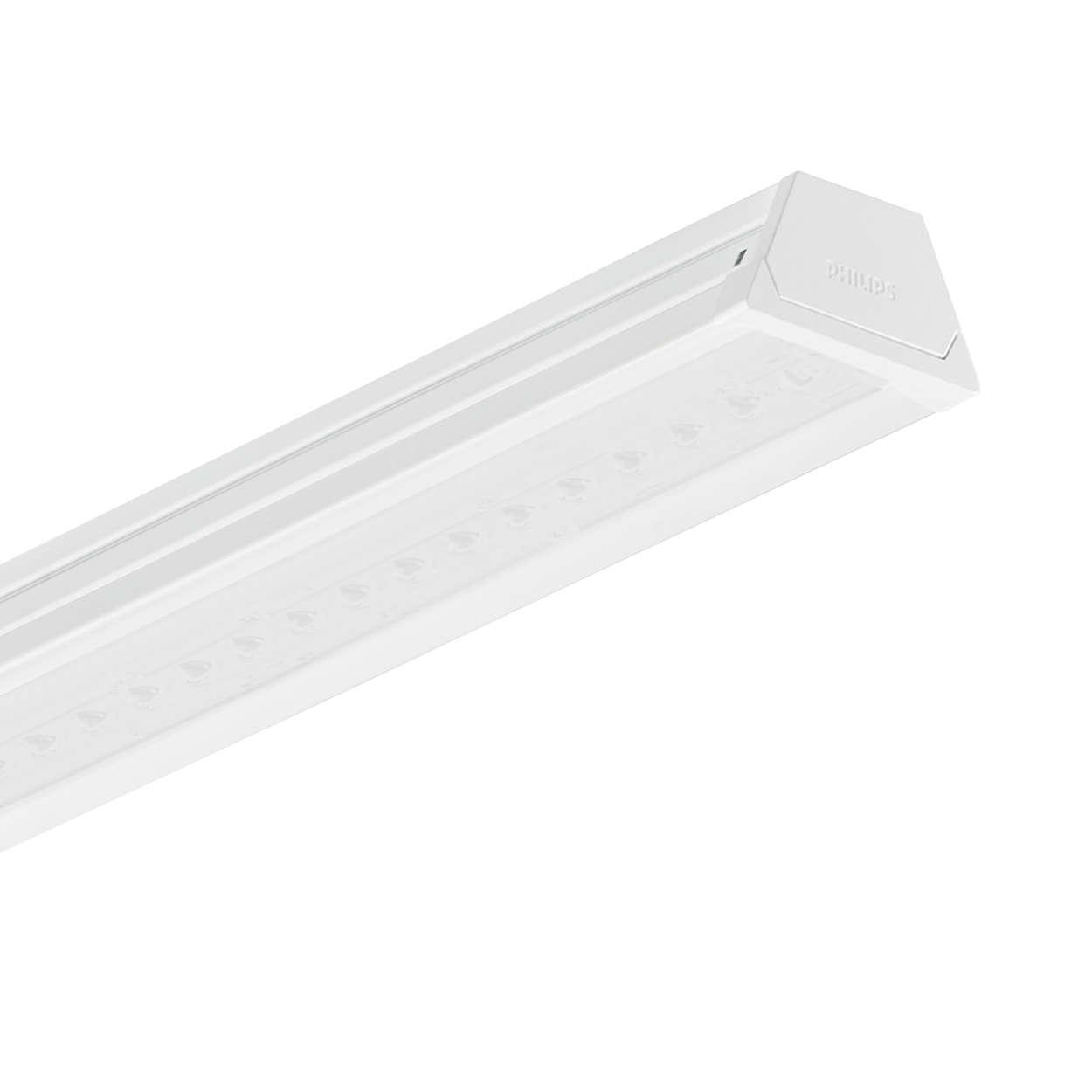 CoreLine Trunking — очевидный выбор в пользу светодиодов