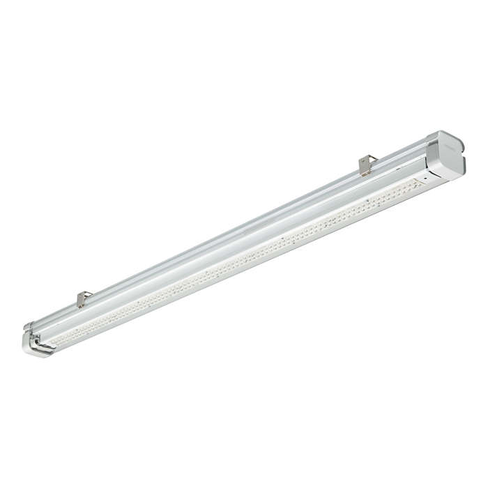 Excellent quality of light with high efficiency