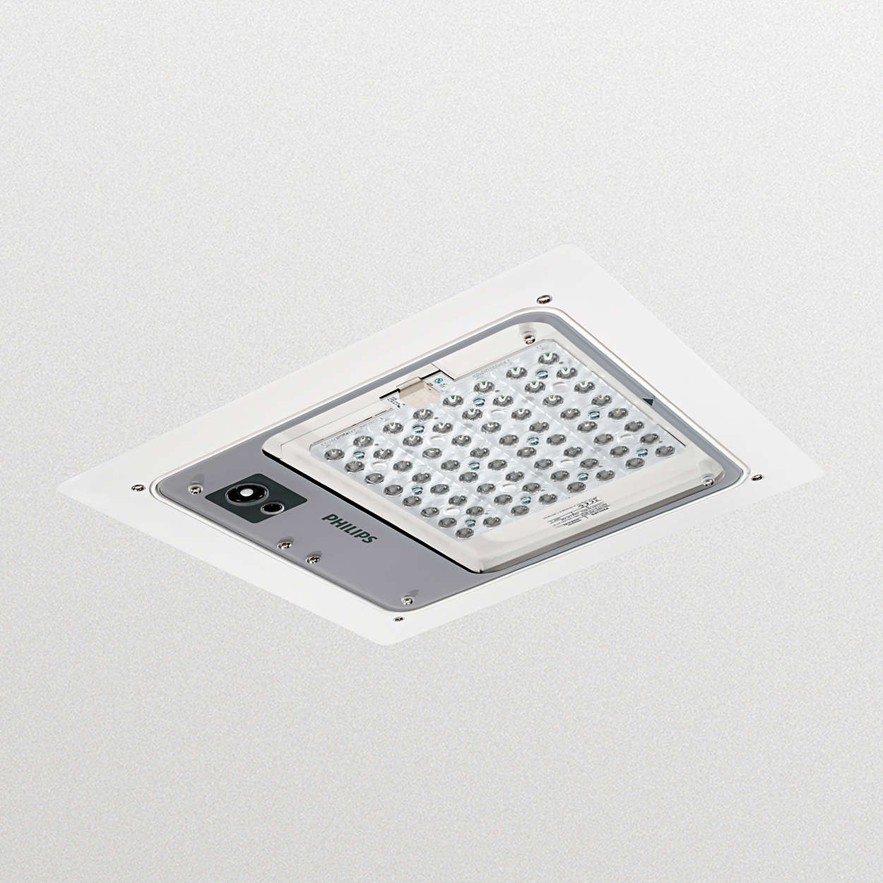 Mini 300 LED gen2 –Controlable, Manageable & Energy Efficient canopy lighting