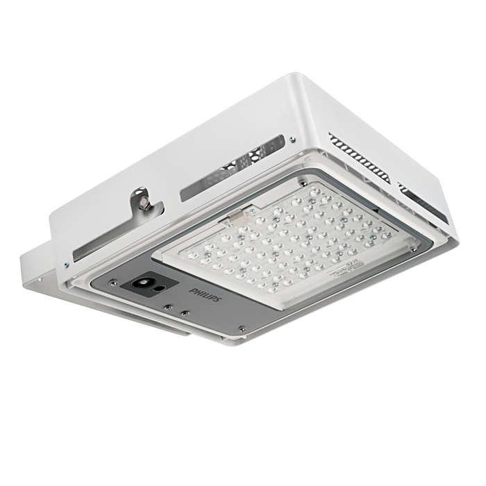 Mini 300 LED gen2 – urządzenie z możliwością zarządzania oświetleniem i zużyciem energii