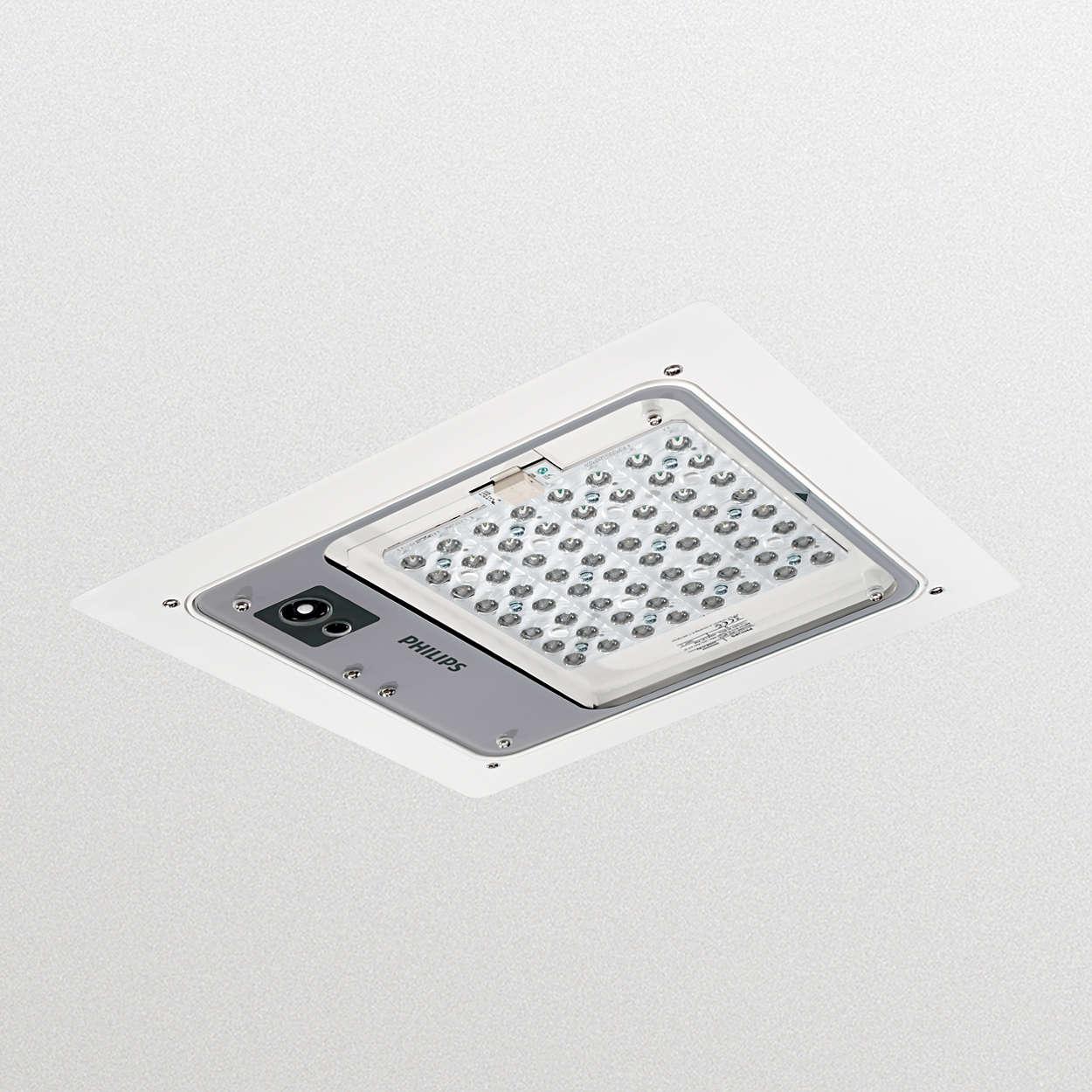 Mini 300 LED gen2 – styr lyset med en app