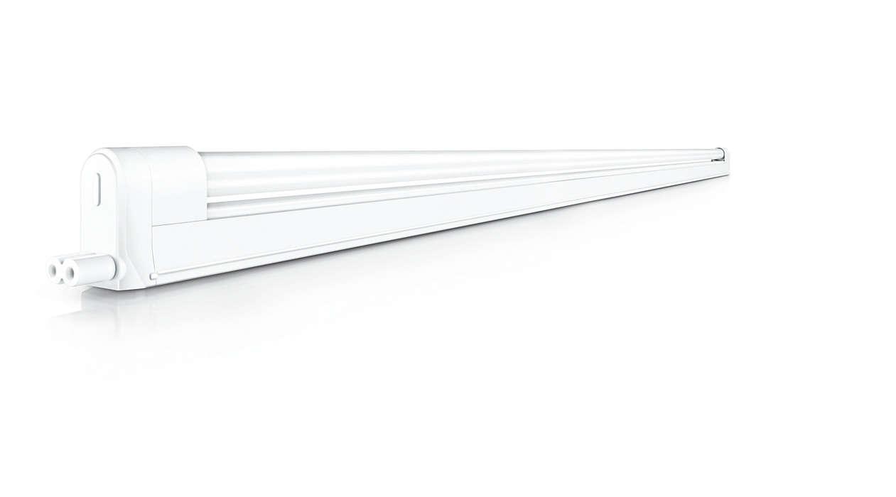 T5 基本燈桿 TCH086C ─ 效果更明亮,節能更出色