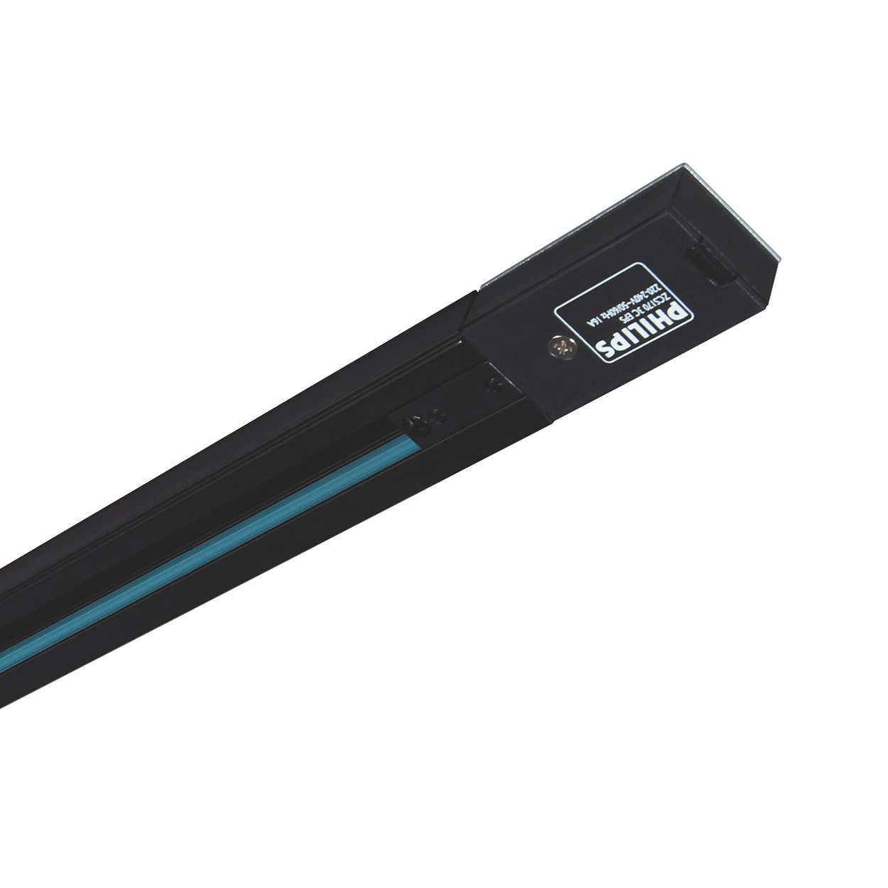 Smart Track RCS170智能轨道射灯 —— 创造优质照明的可靠方法
