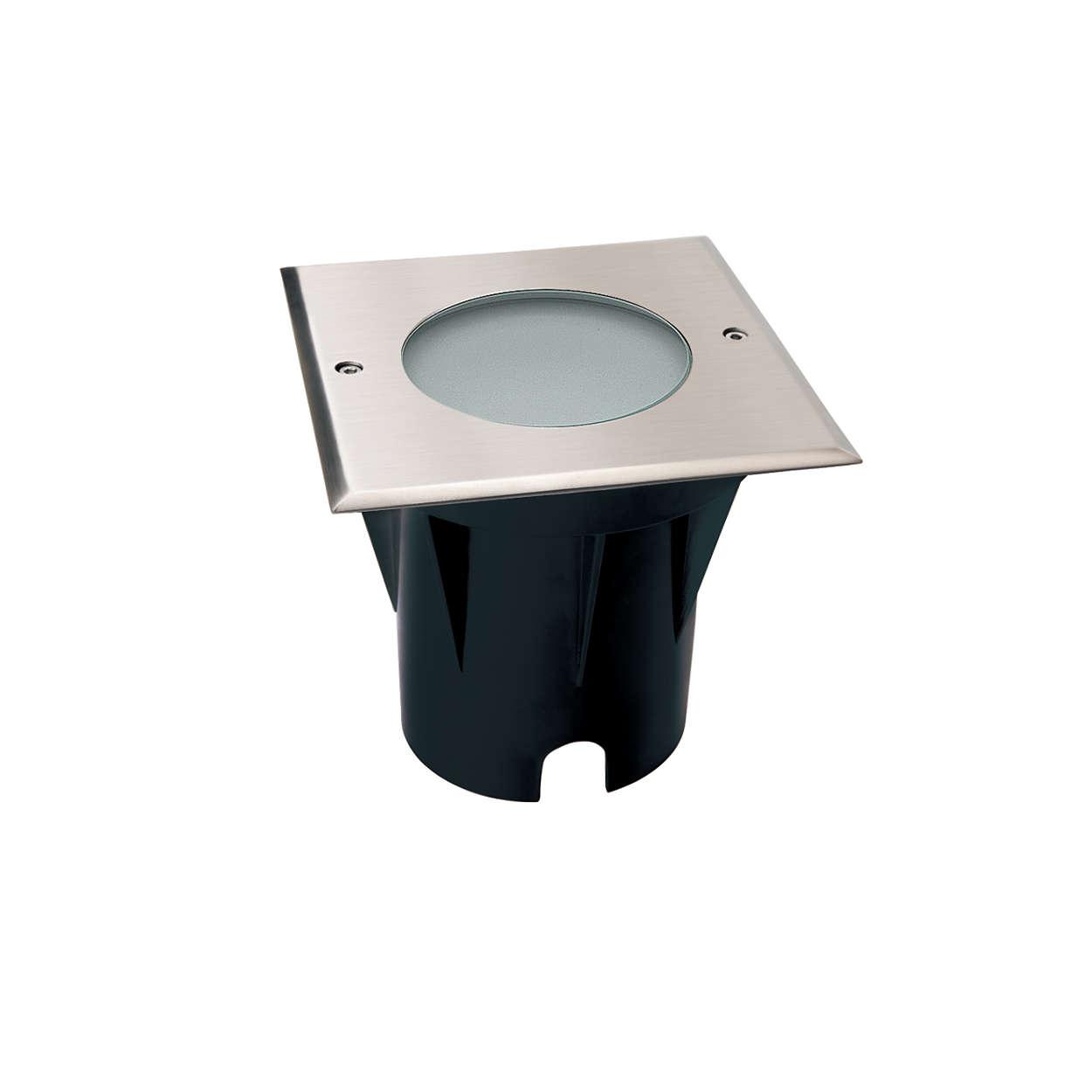 LED Marker BBG150/151/152 – Reliable landscape lighting for harmonious city living
