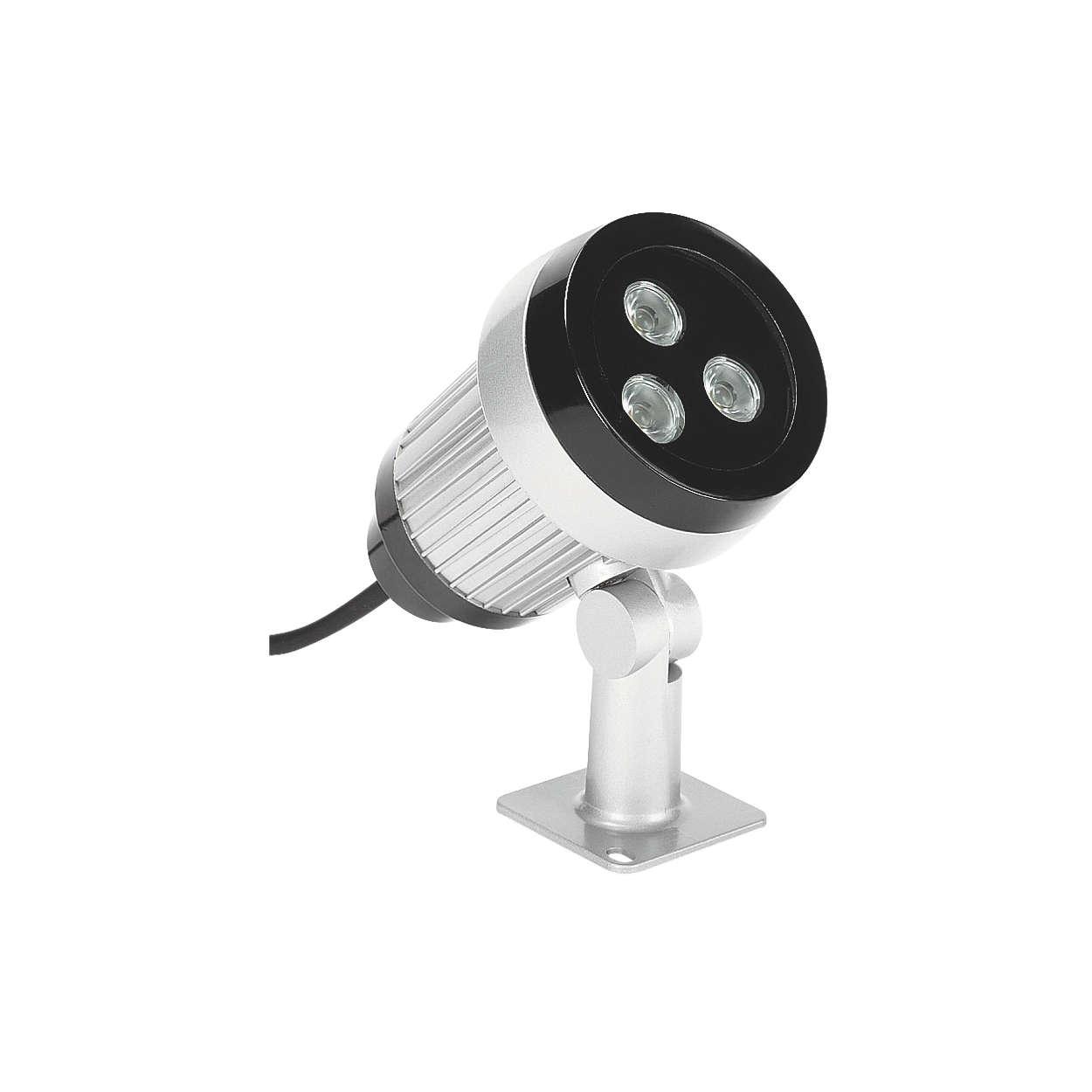 Vaya LED Spot – iluminação de fachada confiável