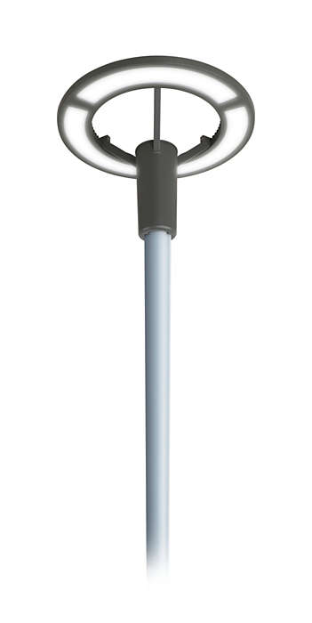 Smart LED Post-top