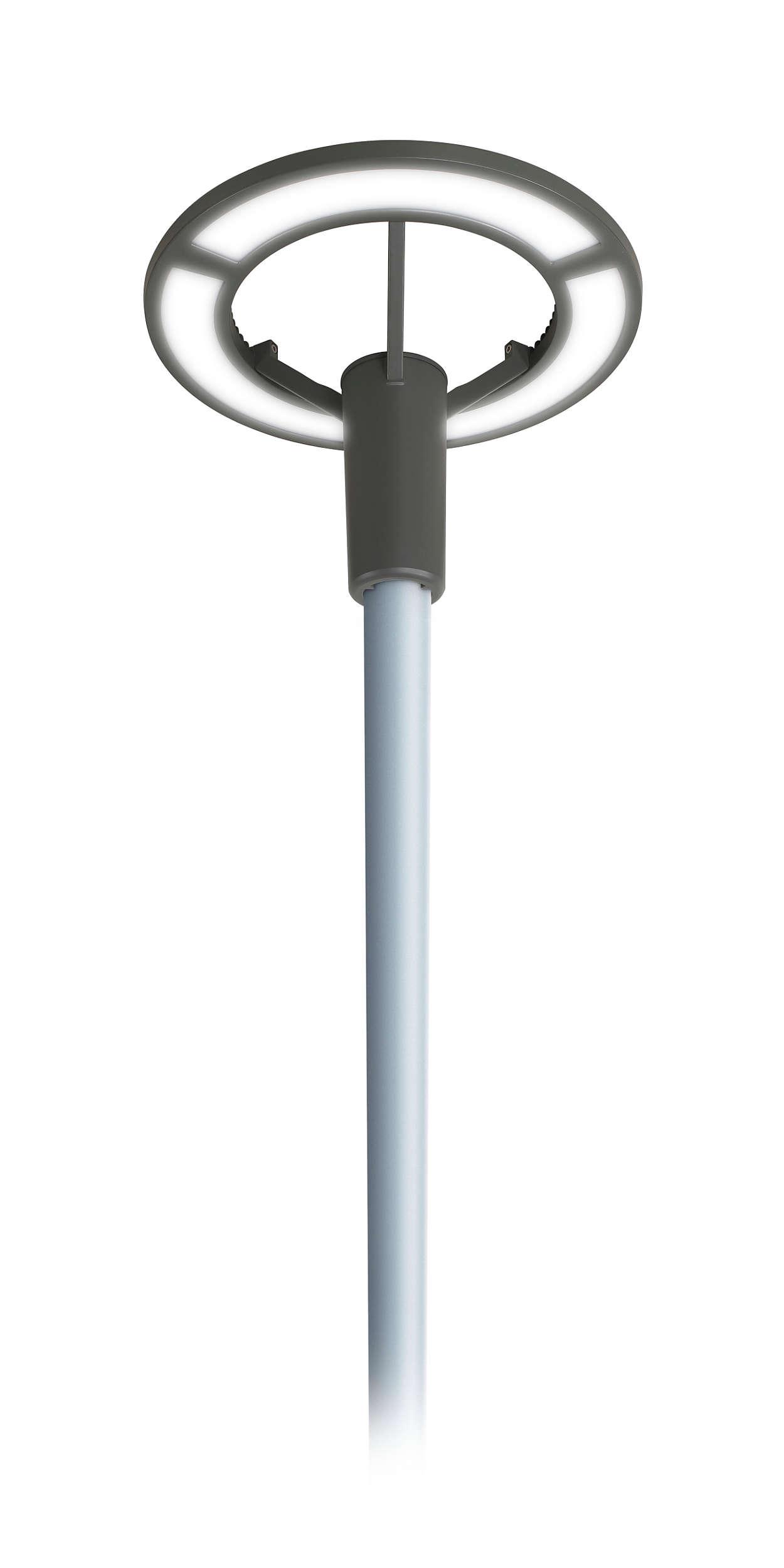 Smart LED Post-top
